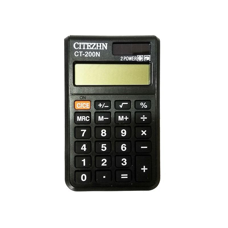 ماشین حساب سیتیزن CT-200N