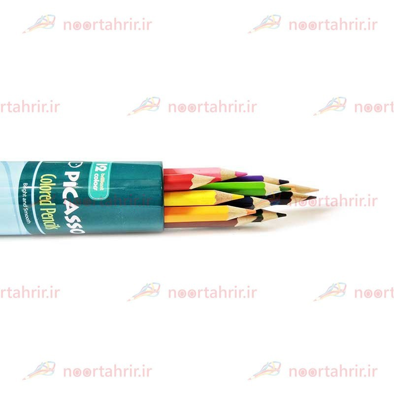 مداد رنگی 12 رنگ پیکاسو...
