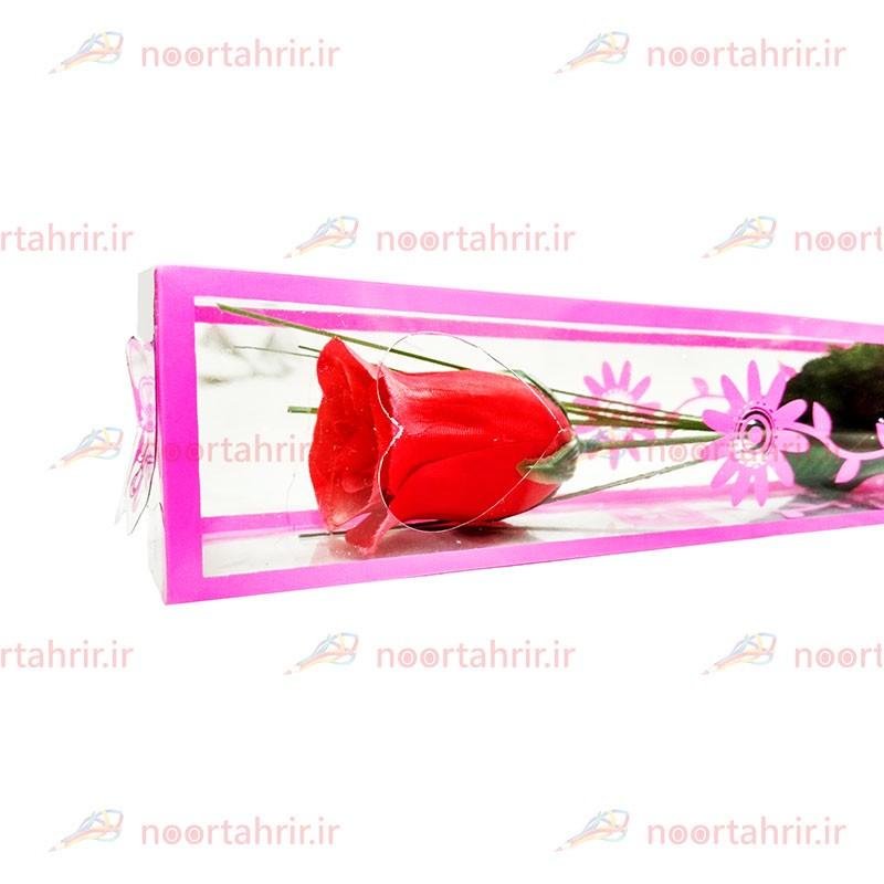 گل رز مصنوعی مستطیلی