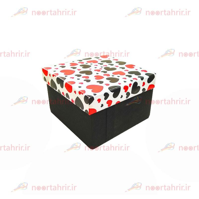 جعبه کادو مربعی متوسط