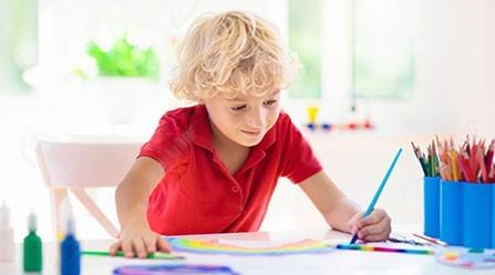 اهمیت نقاشی در کودکان
